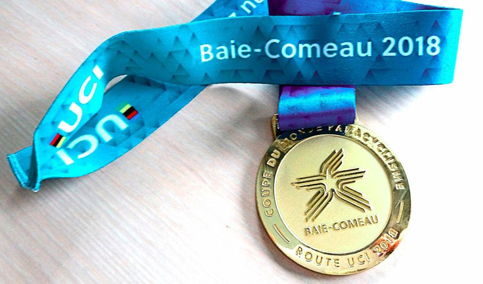 UCI Paracycling Weltcupfinale Baie-Comeau/Kanada